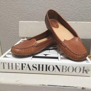 Cole Haan leather loafers!